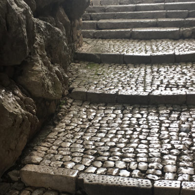 Megalithic temple stairs, Alatri