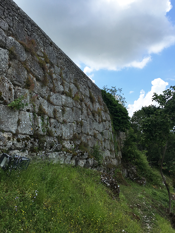 Megalithic fortress wall, Arpino